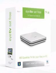 Elgato 1SF108101000 -  TV Tuner for DVB-S2 - HD Satellite TV for your Mac or PC