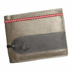 assassin's creed ASSASSIN'S CREED Connor Tri-fold Wallet (GE2025)