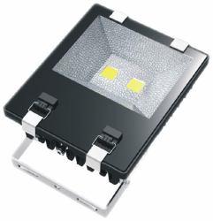 Thomson Lighting TFL4K100BL120 - LED Floodlight 100W, IP65, - 9200lm, 4000K, - Beam Angle 120°, Black Finish - Warranty: 2Y