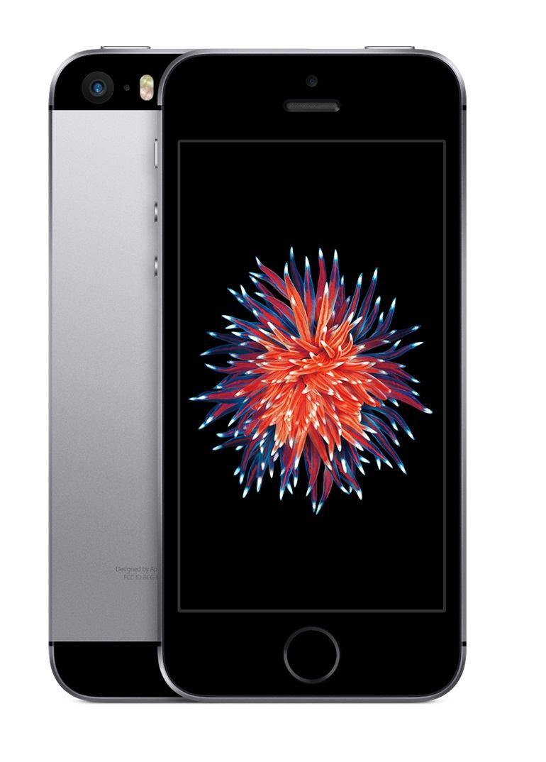 Apple Mlln2b A Tes Apple Iphone Se Tesco Mobile 4 Single Sim 4g