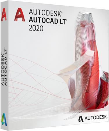 Autodesk AutoCAD LT 2020 1 license[s] Electronic License Delivery [ELD]  Multilingual