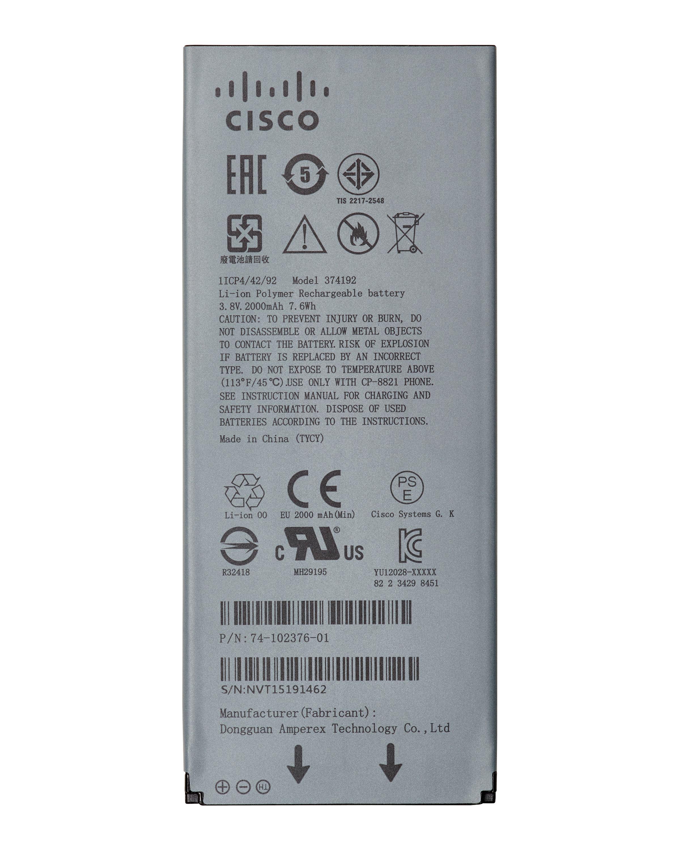 Cisco CP-BATT-8821= telephone spare part