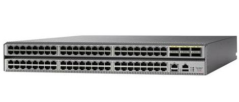 Cisco Nexus 93120TX Managed L2/L3 10G Ethernet [100/1000/10000] Grey 2U