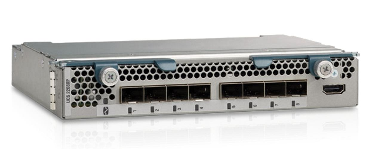 Cisco UCS-IOM-2208XP network switch module 10 Gigabit Ethernet