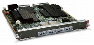 1 Year Warranty Cisco WS-X6708-10G-3CXL 8-Port 10GigE w// WS-F6700-DFC3CXL