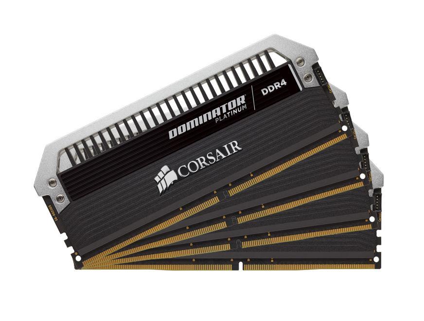 Corsair CMD32GX4M4E4000C19 - Corsair Dominator Platinum 32GB