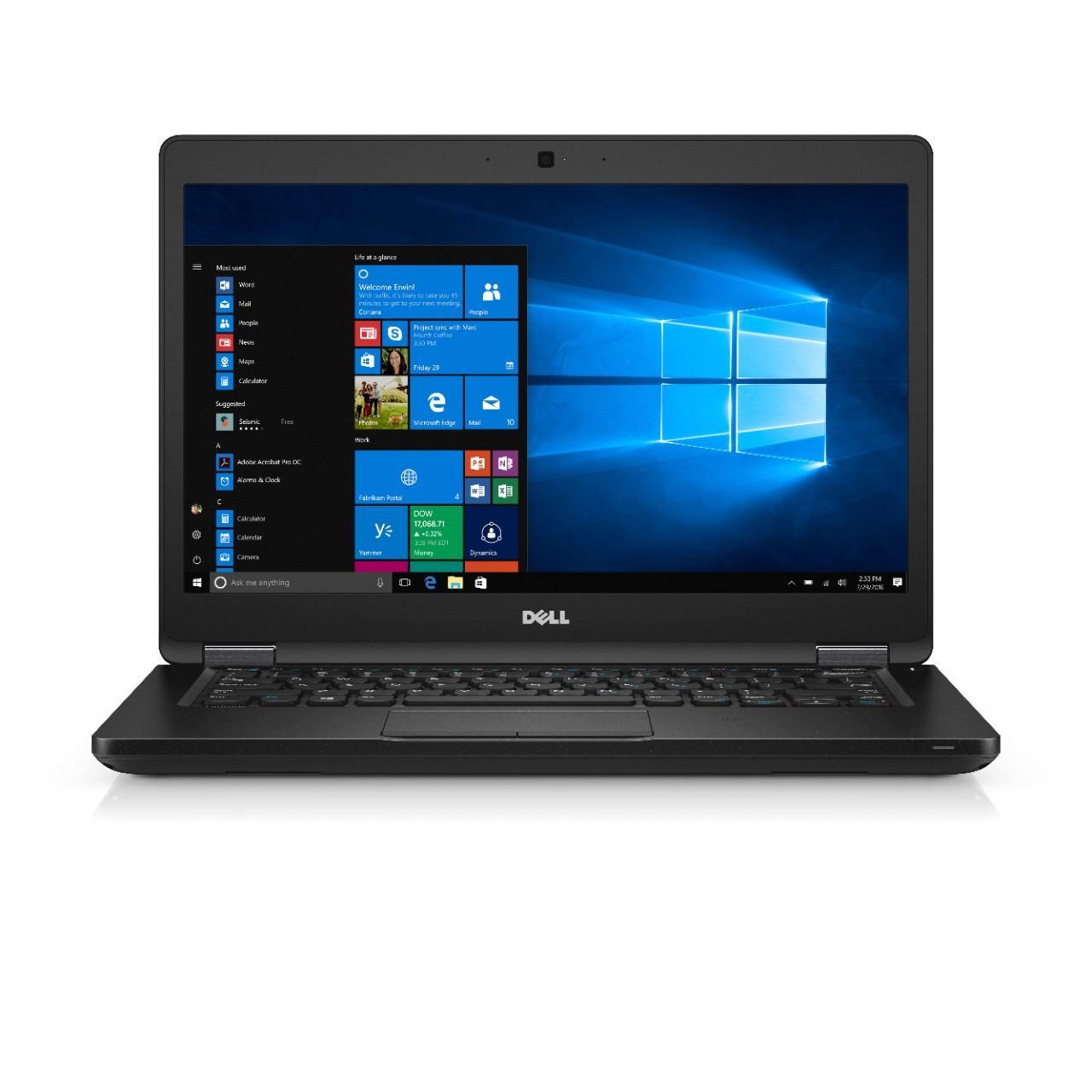 Dell 13r5p Dell Latitude 5480 Black Notebook 35 6 Cm
