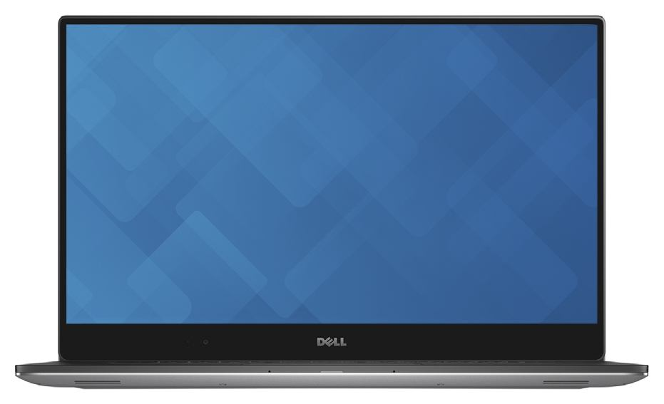 DELL 803G9 - DELL XPS 15 9550 Black,Silver Notebook 39 6 cm