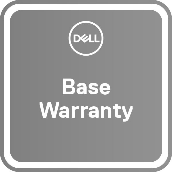 DELL Upgrade from 1Y Collect & Return to 3Y Collect & Return