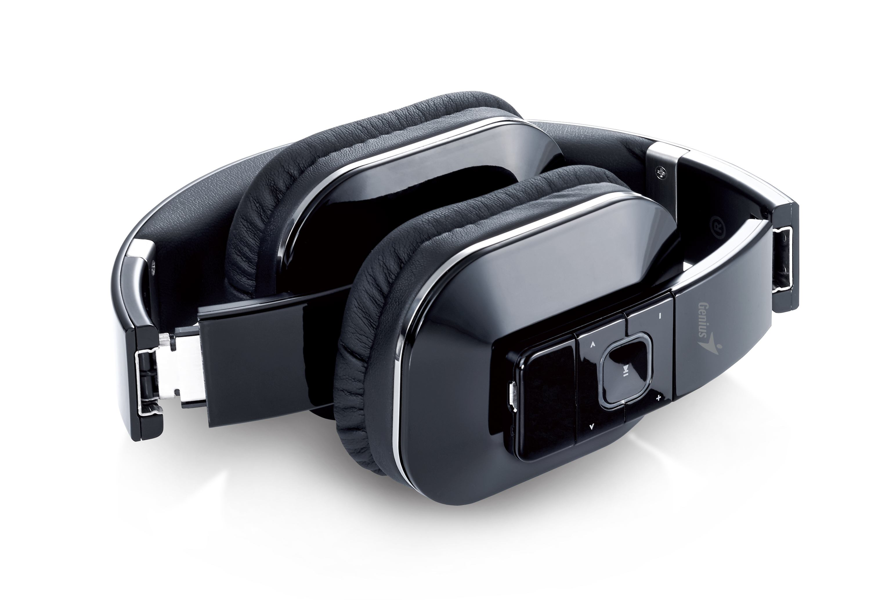 Genius 31710189100 - Genius HS-970BT Head-band Binaural Wired Black ...