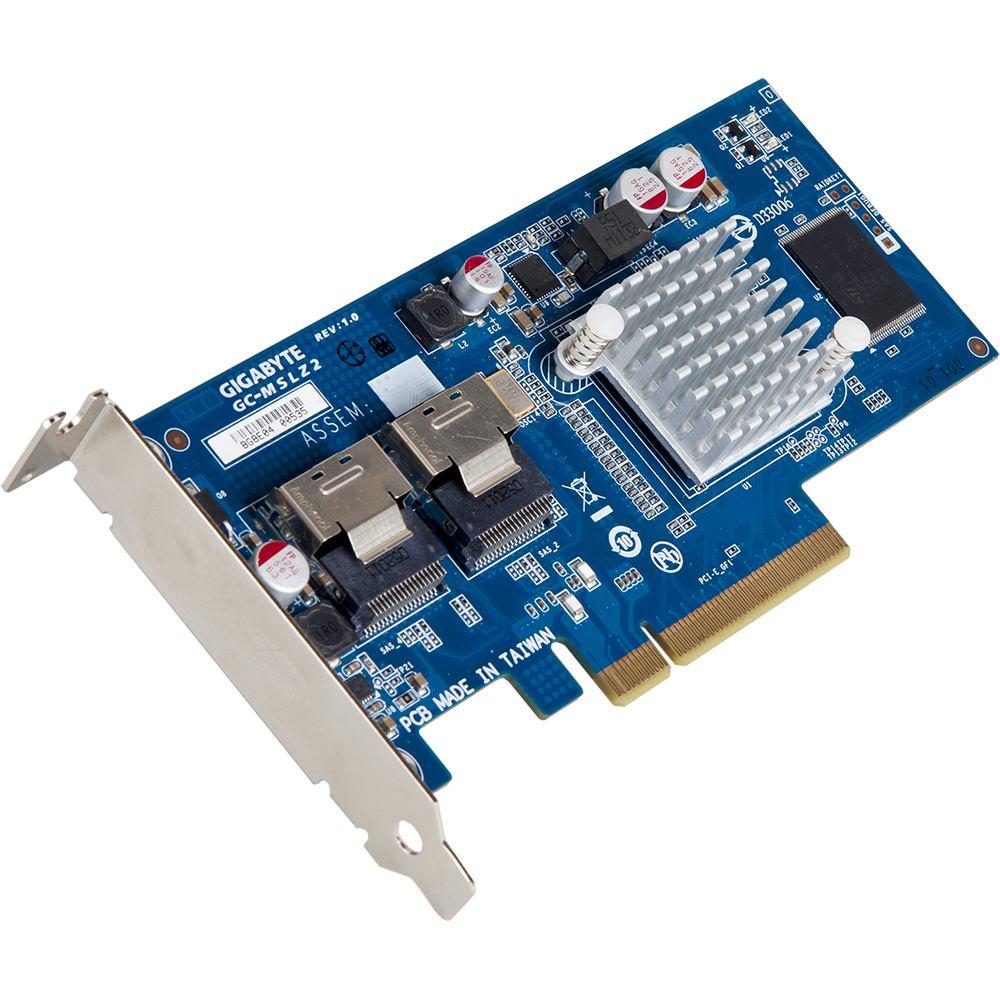 Gigabyte 9CMSLZ2NR-00 - Gigabyte GC-MSLZ2 interface cards