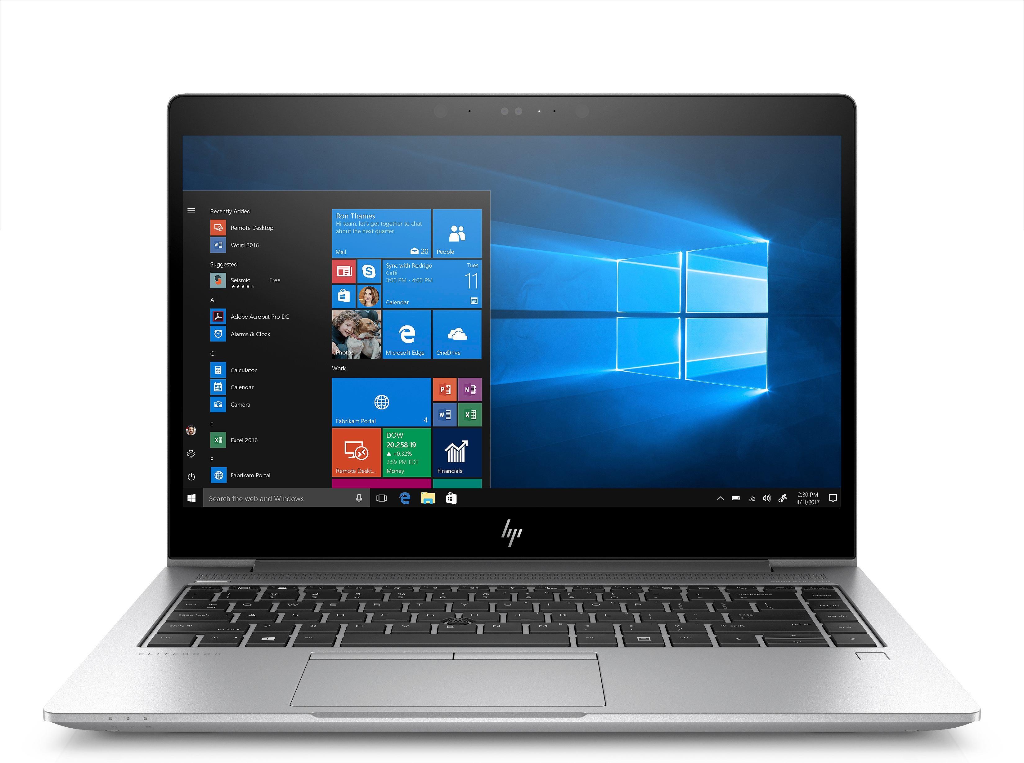 HP EliteBook 840 G5 Silver Notebook 35 6 cm [14