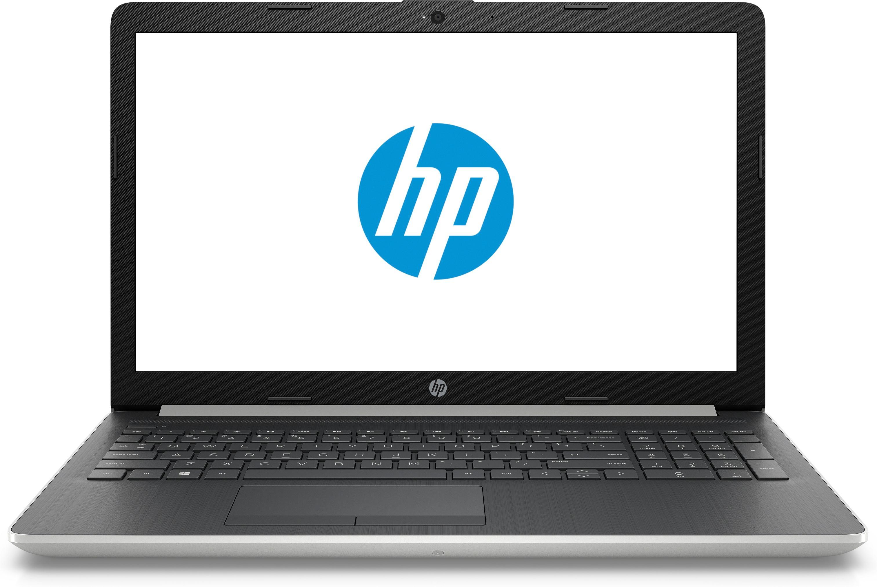 HP 4AQ91EA#ABU - HP 15-da0038na Silver Notebook 39 6 cm