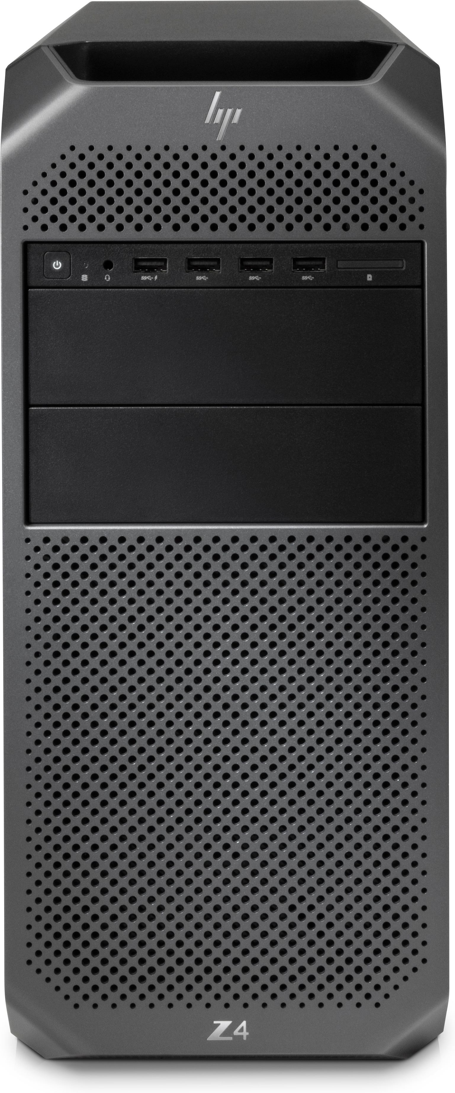 HP Z4 G4 Intel® Core™ X-series i9-7900X 64 GB DDR4-SDRAM 512 GB SSD Black  Mini Tower Workstation