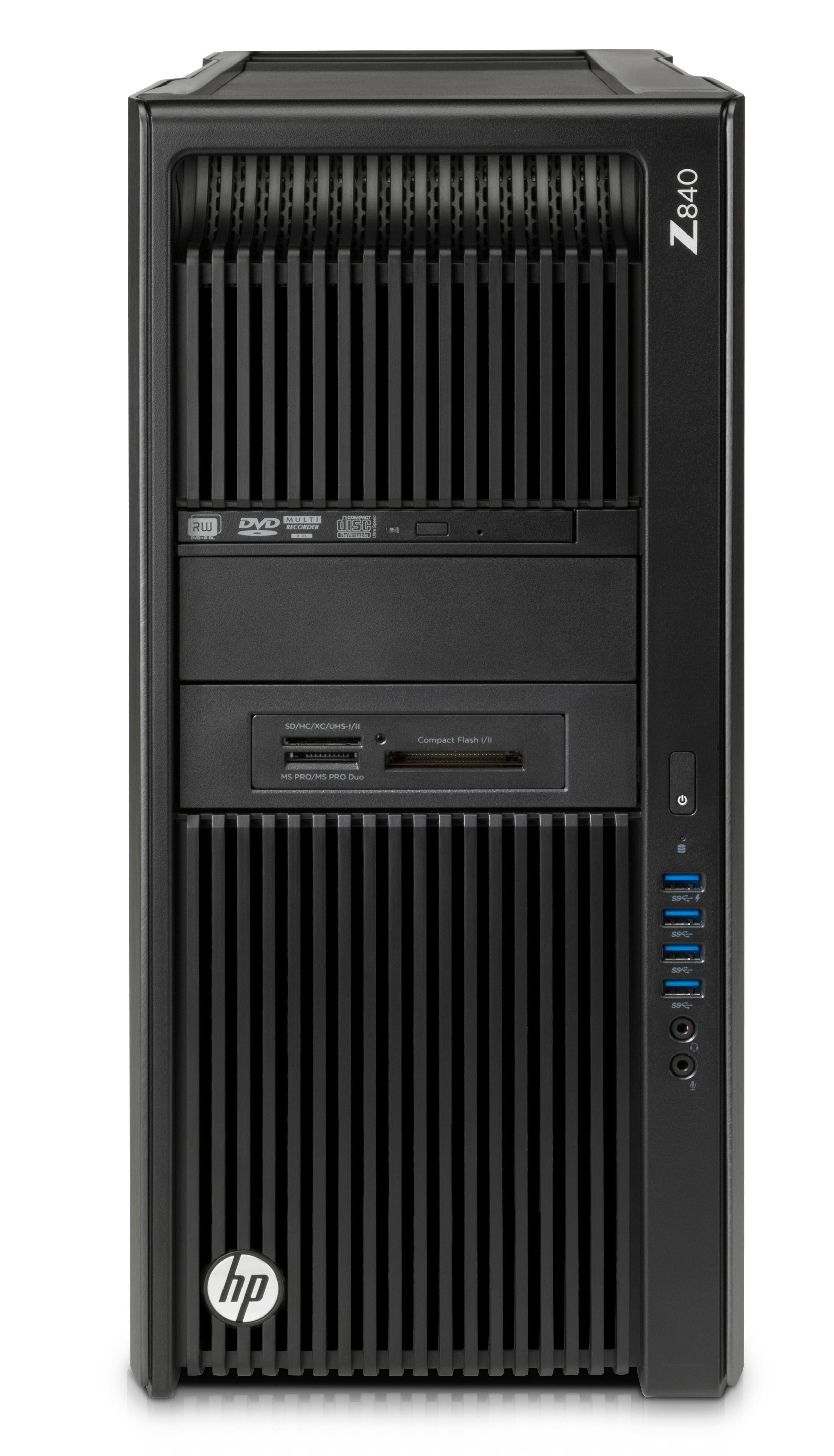 HP Z840 Intel® Xeon® E5 v4 E5-2620V4 16 GB DDR4-SDRAM 1000 GB HDD Black  Tower Workstation