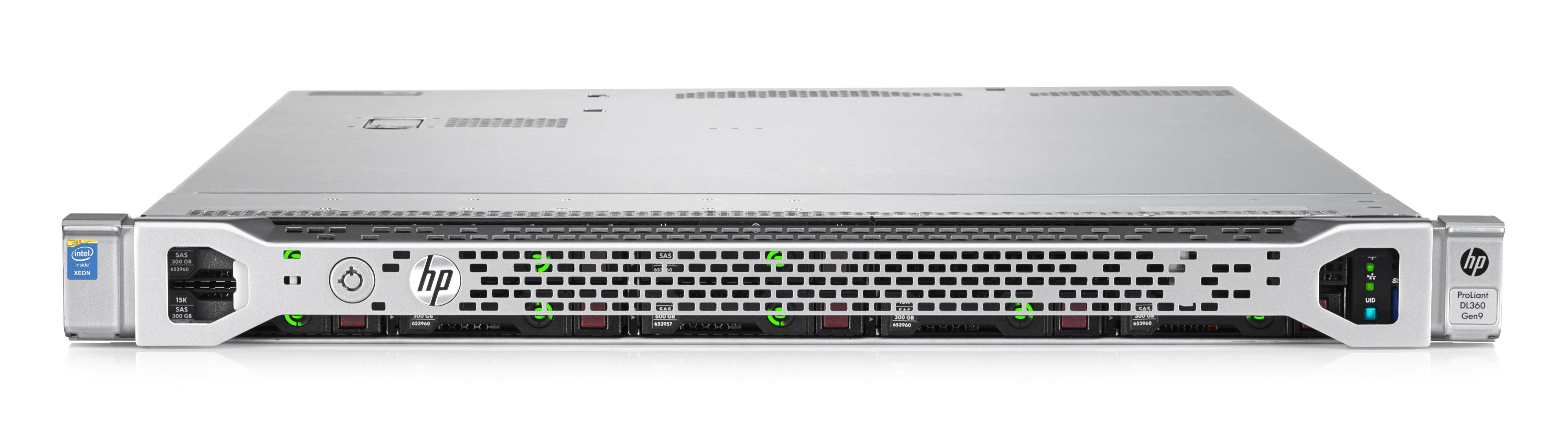 HP 755260-B21 - Hewlett Packard Enterprise ProLiant DL360 Gen9