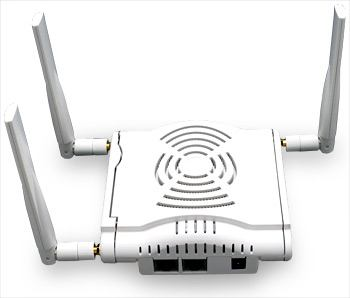Aruba, a Hewlett Packard Enterprise company AP-120-MNT WLAN access point  300 Mbit/s Power over Ethernet [PoE]