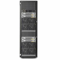 Array - hpe hewlett packard enterprise storeonce 6500 120tb disk array rack  42u  blackstainless steel  rh   lambda tek com