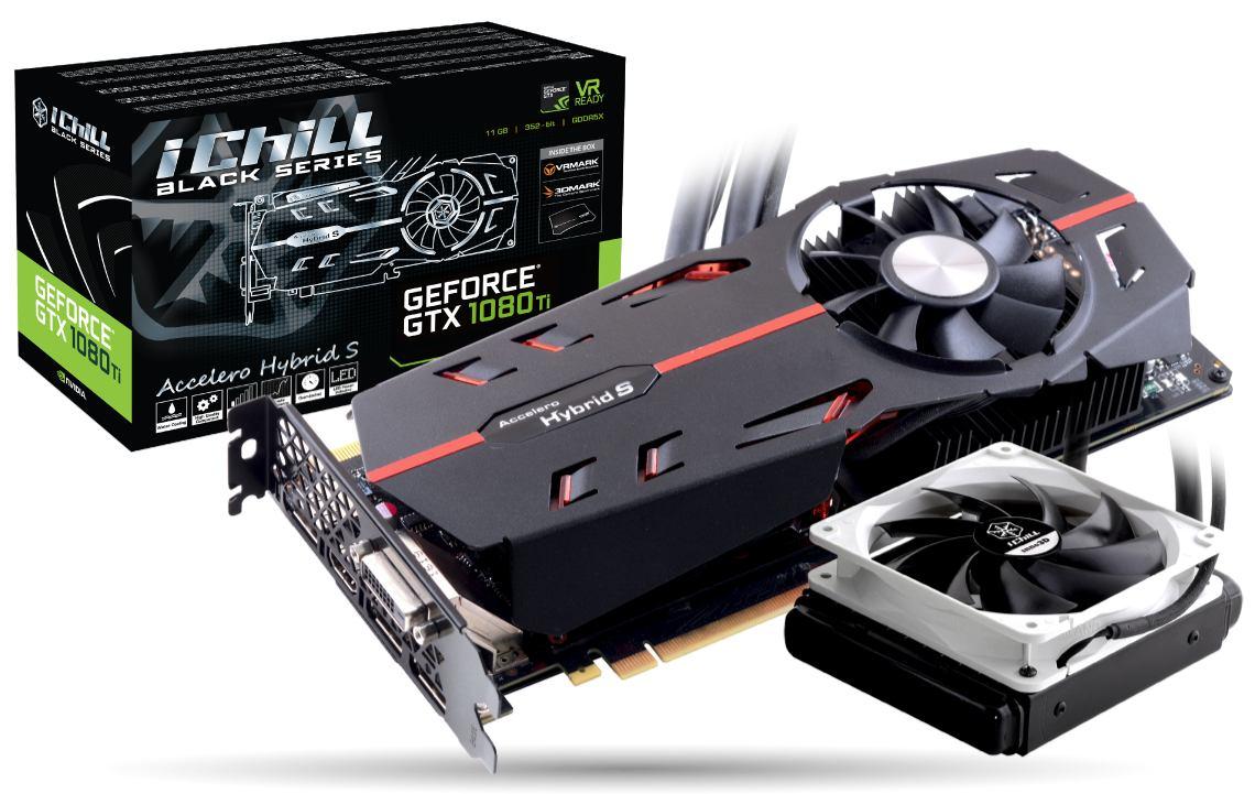 Inno3D C108TB-1SDN-Q6MNX - Inno3D GeForce GTX 1080 Ti