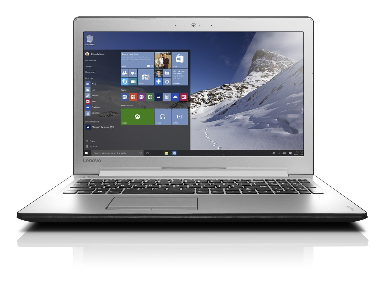 Lenovo 80sr005vuk Ideapad 510 Black Silver Notebook 396 Cm Flex 3 14 6200u 1tb 156 1920 X 1080 Pixels 23 Ghz 6th Gen Intel Core I3 6100u 15isk 4gb Fhd Mb B C W10 Software Great Britain Uk