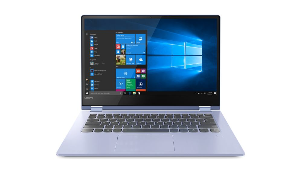 Lenovo Yoga 530 Blue Hybrid [2-in-1] 35 6 cm [14