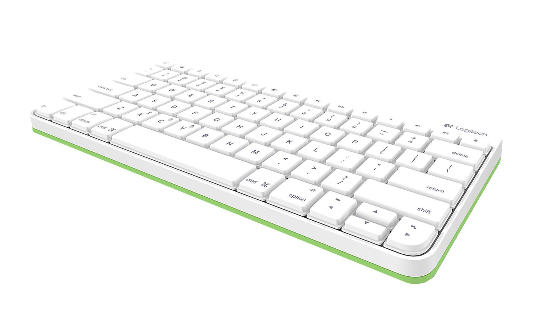 Logitech 920-008148 - Logitech Wired Keyboard mobile device