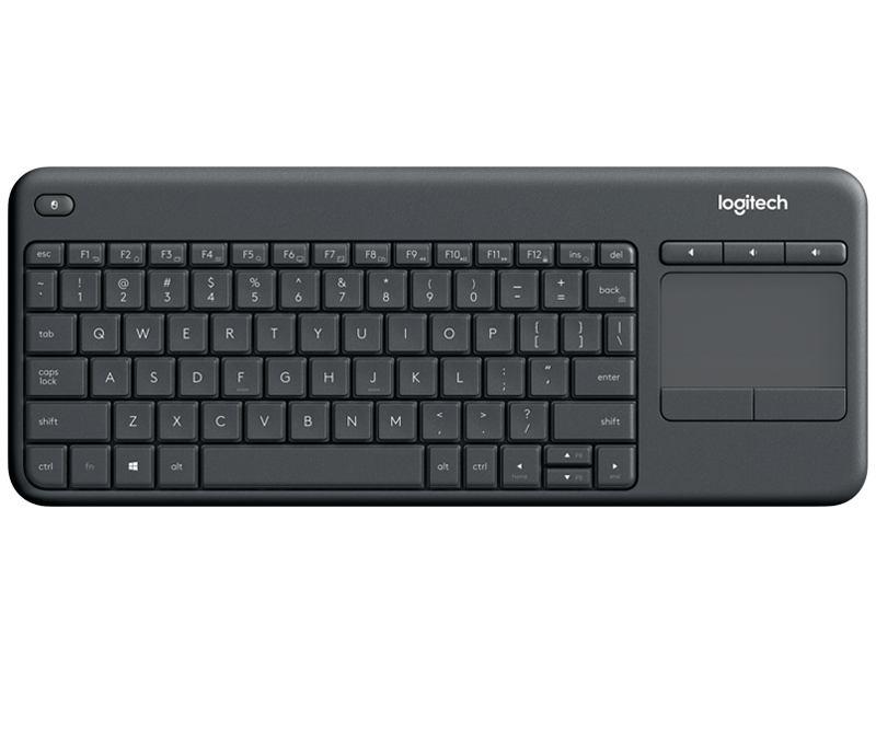 Logitech 920-008358 - Logitech K400 Pro keyboard RF Wireless