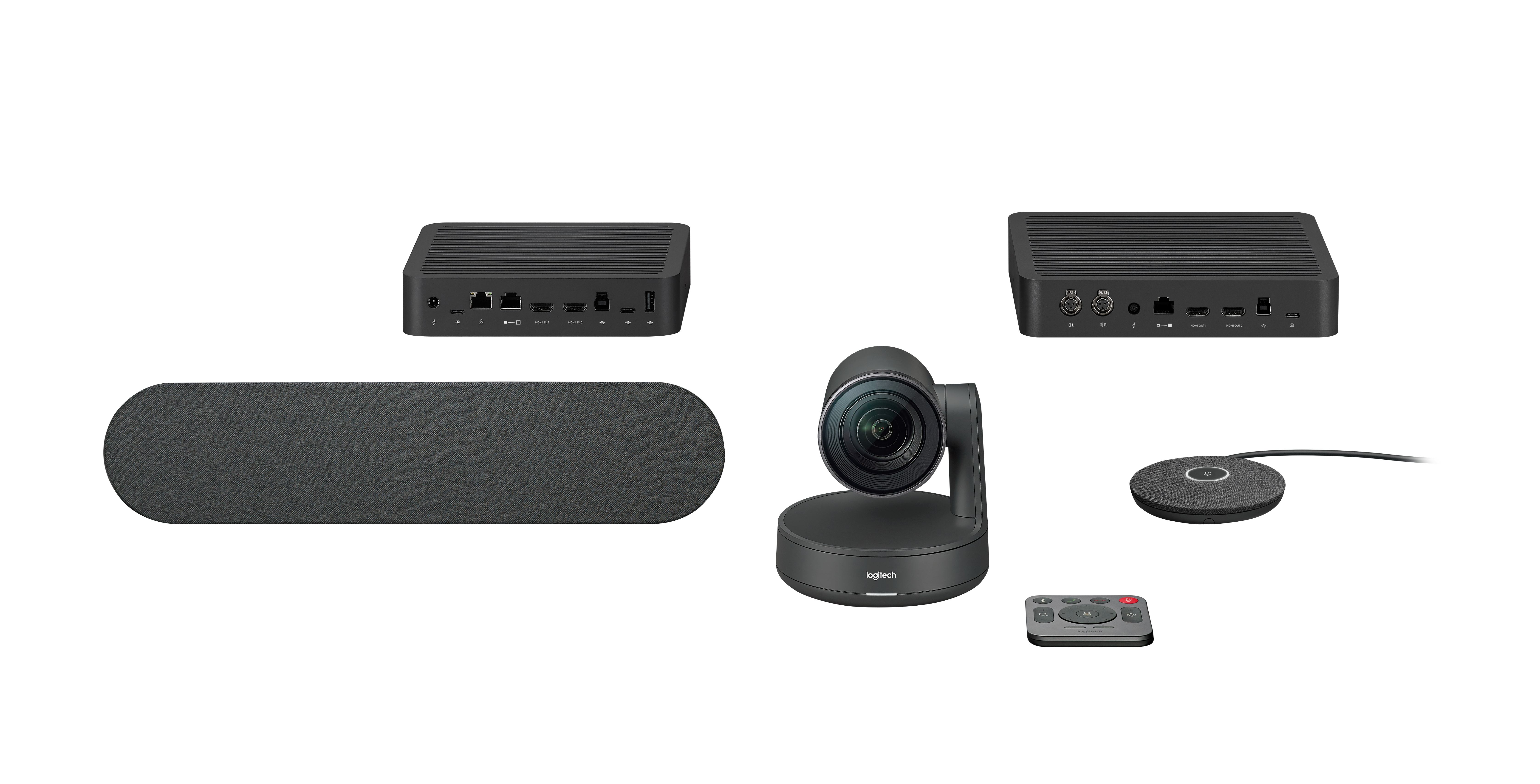 Logitech Rally video conferencing system Group video conferencing system 10  person[s] Ethernet LAN