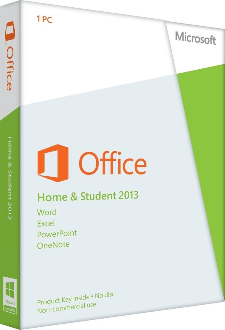 Microsoft 79g 03549 Microsoft Office Home And Student 2013