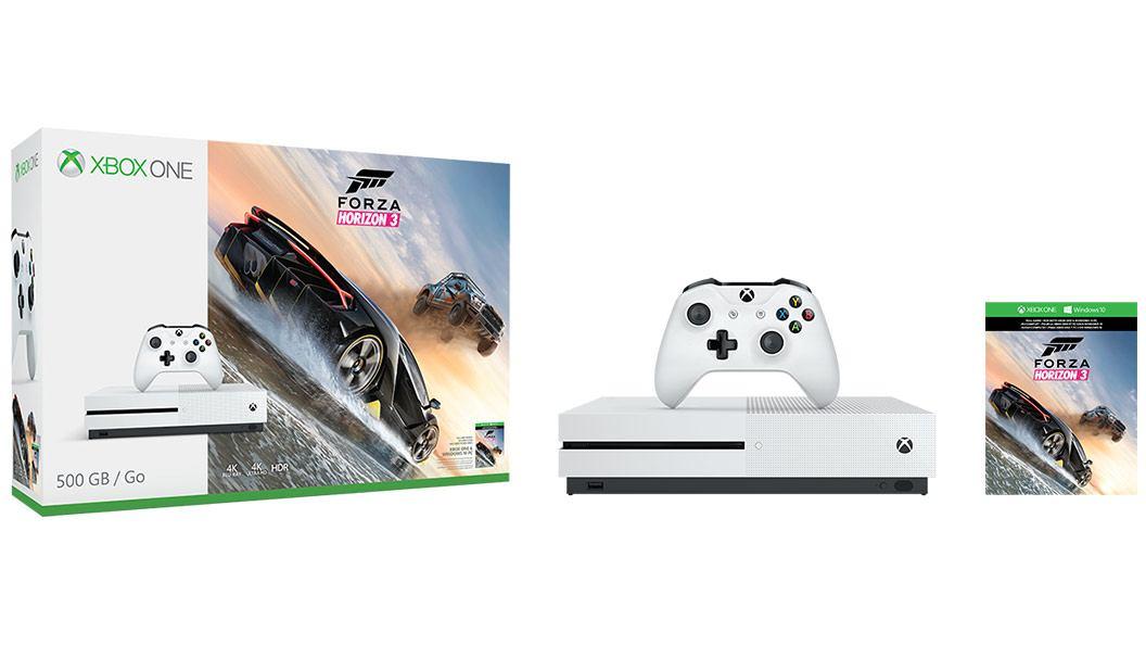 Microsoft ZQ9-00118 - Microsoft Xbox One S Forza Horizon 3