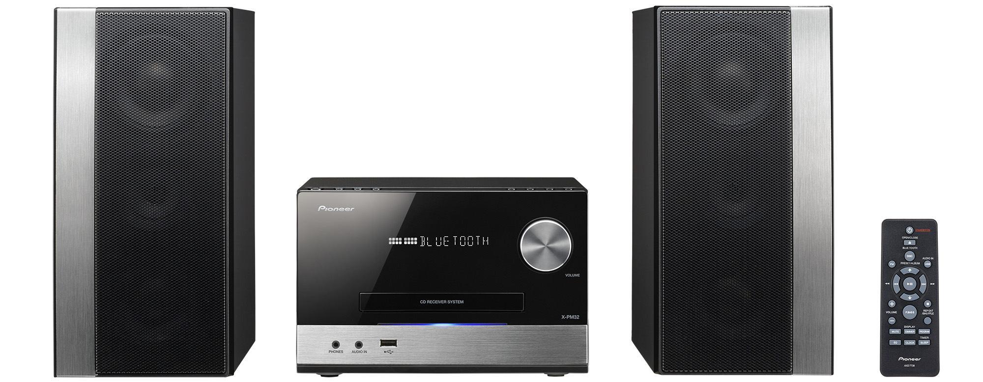 Pioneer 4988028293191 - Pioneer X-PM32 home audio set Home