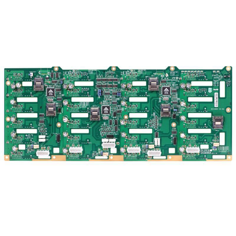 Supermicro BPN-SAS-846A - Supermicro BPN-SAS-846A interface cards