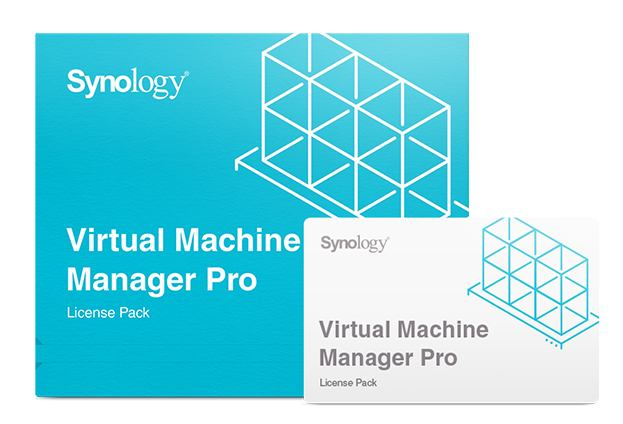 Synology Virtual Machine Manger Pro