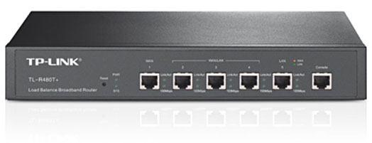 TP-LINK TL-R480T+V6 - TP-LINK TL-R480T+ V6 wireless router Fast Ethernet