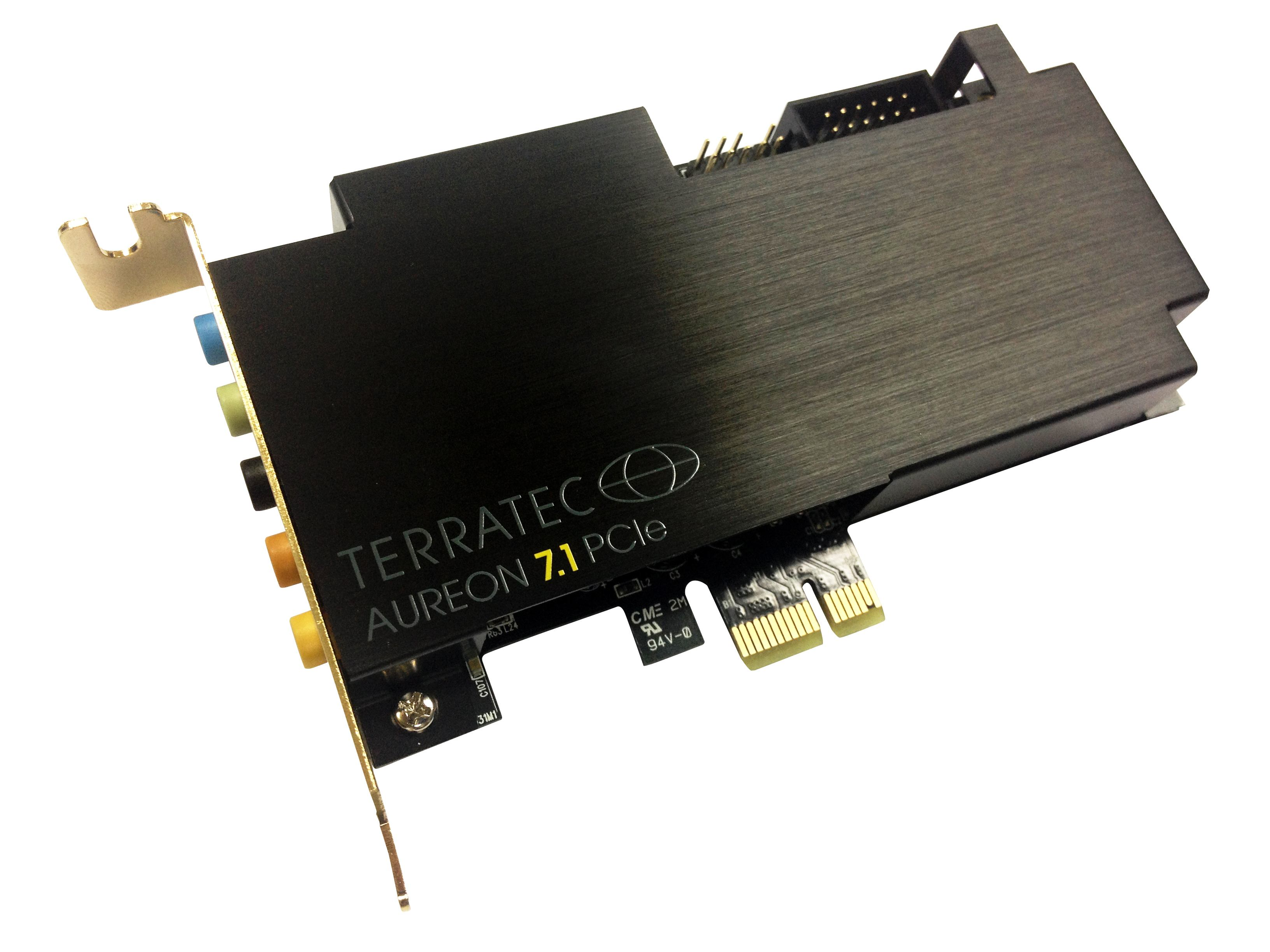 AUREON 7.1 PCI AUDIO DRIVER (2019)