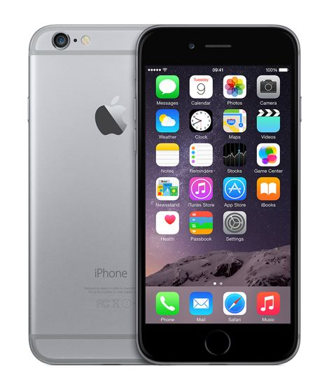 app MG4F2PK/A - Apple iPhone 6 11 9 cm [4 7