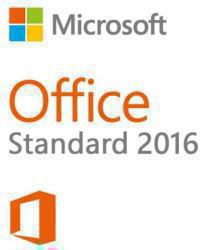 microsoft office std  Microsoft 021-10583 - Microsoft Office Standard 2016, 1U, GOV 1license