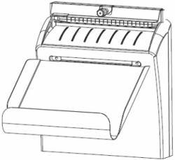Zebra P1058930-089 - Zebra P1058930-089 Label printer Cutter