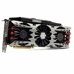 Inno3D C97X-1SDN-M5DNX - Inno3D GeForce GTX 970 iChill X4 Air Boss 4GB