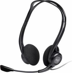 40ec408e299 Logitech 960 USB Binaural Head-band Black (Logitech Headset 960 2.0 USB)