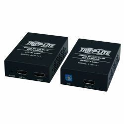 Over Dual CAT-5 Male to Female Extender Kit R TRIPP LITE B125-150 HDMI