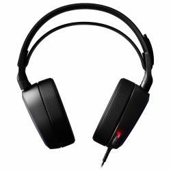 Steelseries Arctis Pro Stereofonico Padiglione auricolare Nero cuffia e  auricolare (SteelSeries Arctis Pro Wired Headset - Over-the-head - 32 Ohm -  10 Hz ... 557204491d95