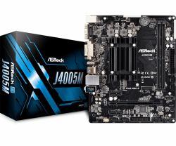 Asrock J4005M motherboard Micro ATX