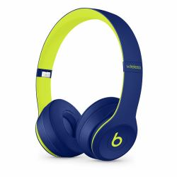 08a165d7a75 Apple Beats Solo3 mobile headset Binaural Head-band Indigo,Lime (Beats  Solo3 - Beats Pop Collection - headphones with mic - on-ear - Bluetooth -  wireless ...