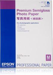 Epson Premium Glossy Photo Paper 2 al prezzo di 1 255g//m/² DIN A4 30 sheets