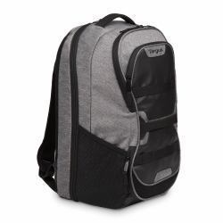 438d82d4f4 Targus TSB94404EU backpack Polyurethane Grey (WORK AND PLAY FITNESS -  15.6IN LAPTOP BACKPACK GREY)